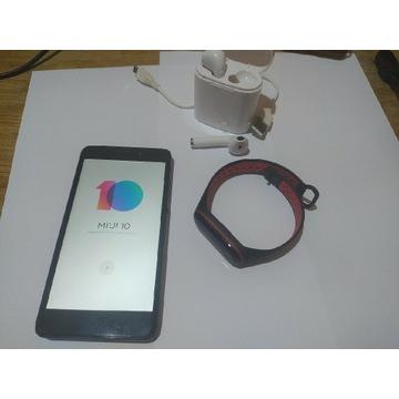 Xiaomi Redmi 4A 2/32 Gb + mi band 3 + dodatki