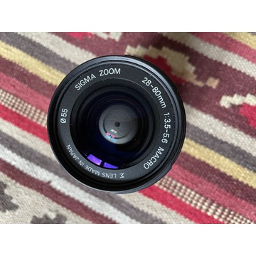 Sigma zoom 28-80mm macro