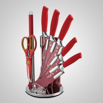 Zestaw noży kuchennych 7 części -50%