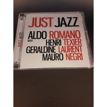 Aldo Romano Just Jazz