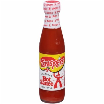 Texas Pete Original Hot Sauce z USA 177ml