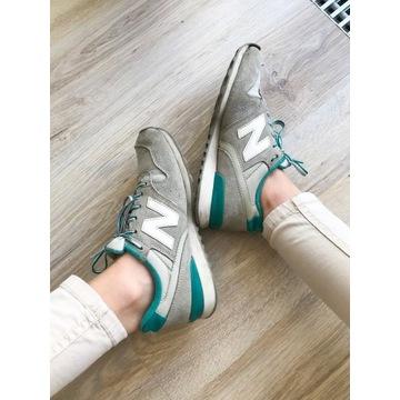 Kultowe Sneakersy New Balance 966 r.37