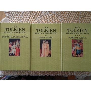 Władca pierścieni Tolkien Kanon na koniec wieku