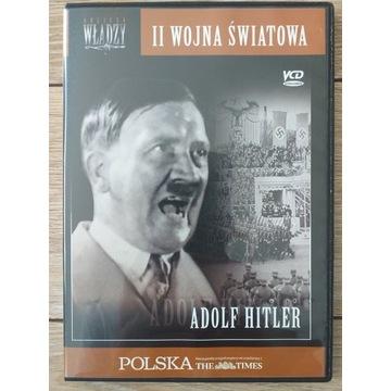 II WOJNA ŚWIATOWA ADOLF HITLER - FILM VCD