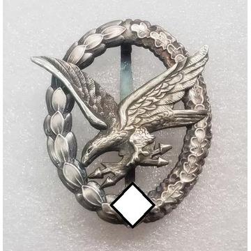 WW2 Niemiecka odznaka radiooperatorów Luftwaffe