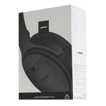 Słuchawki bezprzewodowe nauszne Bose QuietComfort