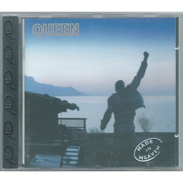 QUEEN - Made In Heaven - CD 1995 Europe