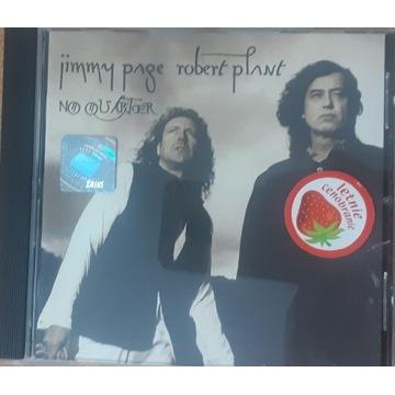 Jimmy Page Robert Plant no quarter cd