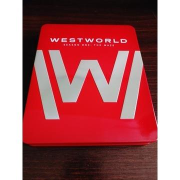 Westworld Sezon 1 UHD 4K Metalbox
