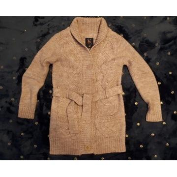 Ciepły sweterek 128 COOL CLUB