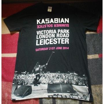 Kasabian - koszulka koncertowa rozm. S