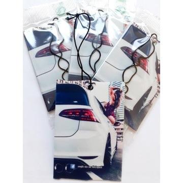 Zawieszki zapachowe do samochodu dla fanów VW