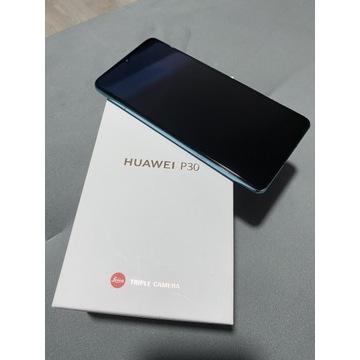 Huawei p30 stan idealny gwarancja