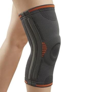 Stabilizator sportowy ściągacz kolana długi Orlima