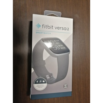 Fitbit Versa 2 czarny