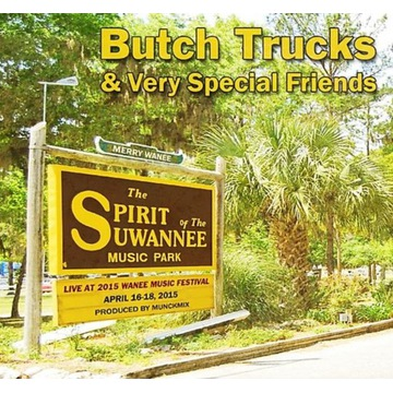 BUTCH TRUCKS-WANEE 2015-2CD/ ALLMAN BROTHERS BAND