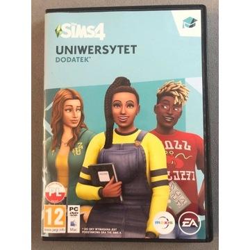 Sims4 Uniwersytet dodatek bez klucza