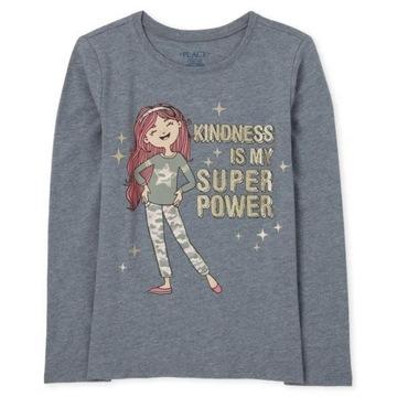 Childrens Place bluzeczka Girls Friends 7-8lat