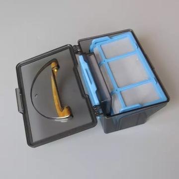 Oryginalny pojemnik na kurz do odkurzacza ILIFE