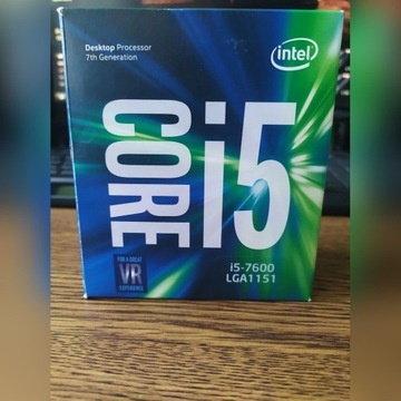 Intel i5-7600 3.50GHz 6MB BOX
