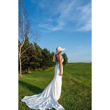 Suknia ślubna salon Mendelssohn
