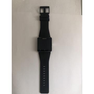 Smartwatch Sony + ładowarka