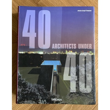 40 Architects under 40 Taschen
