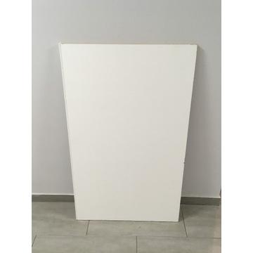 Półka biała duża