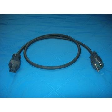 Kabel zasilający Supra Silver 1,5m