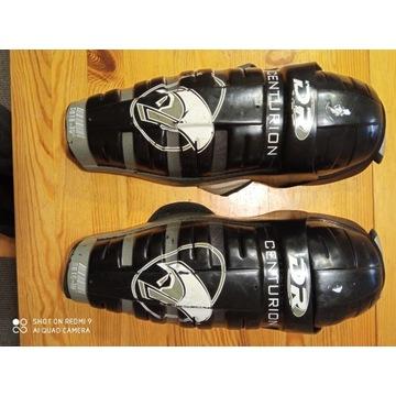 Nagolenniki hokejowe Centurion 15-16 + dodatki