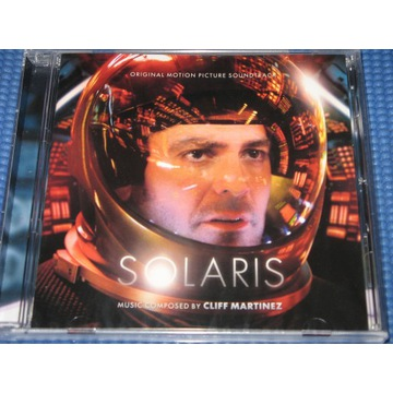 CLIFF MARTINEZ SOLARIS