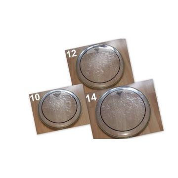 Naciągi Remo Pinstripe 10, 12, 14 zestaw naciągów