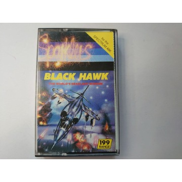 ZX SPECTRUM 48K BLACK HAWK