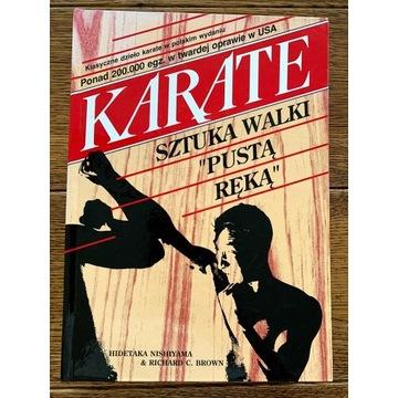 Karate - sztuka walki pustą ręką