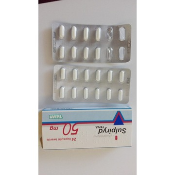 Sulpiryd 50 mg
