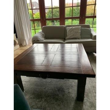 Stół do salonu ława Ludwik Styl