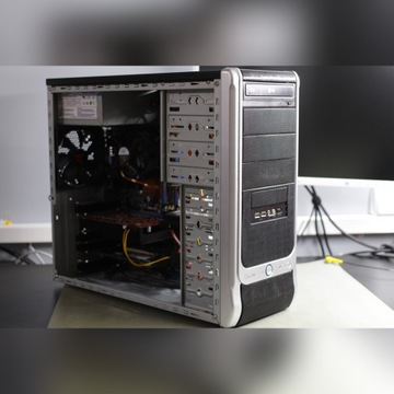 Komputer PC Masterrace 2010 - Retro PC / Q6600/4GB