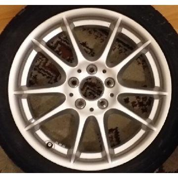 4x Borbet 5x112 Audi,Vw,Seat,Mercedes 17 cali
