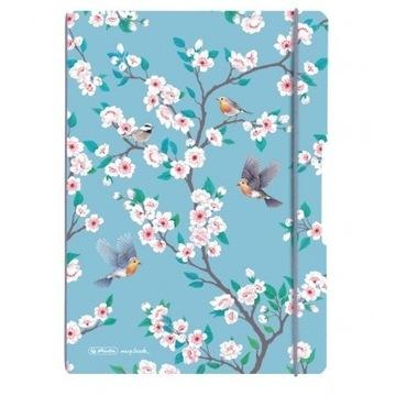 Notes A4 80 kartek Lady Like Bird