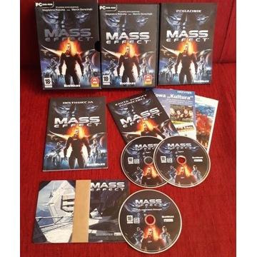 Mass Effect PC PL - wydanie premierowe