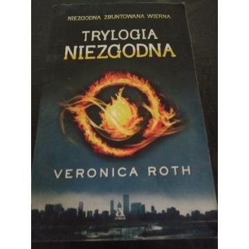 Niezgodna Veronica Roth, wszystkie tomy
