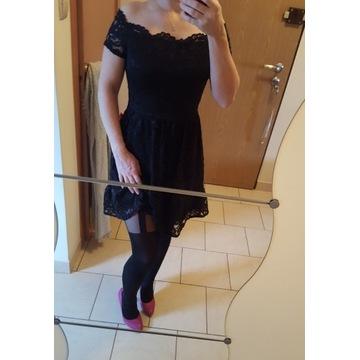 Sukienka ORSAY 34 XS na lato koronka