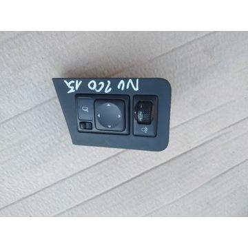Przełącznik lusterek regulacja panel Nissan NV200