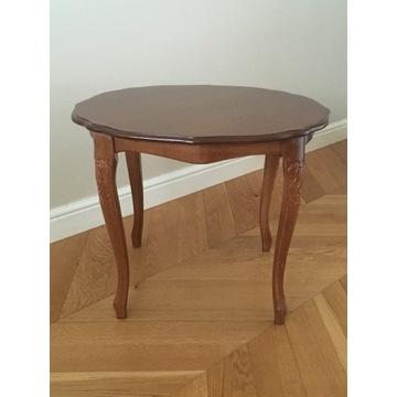 Piękny drewniany stolik kawowy. Włoski!