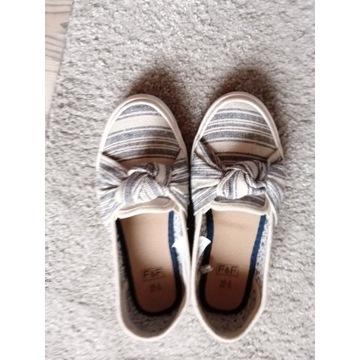 Śliczne buty F&F r.37