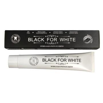 Pasta do zębów Biomika Black for white