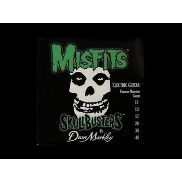 Struny Dean Markley Misfits Skullbusters 11-48