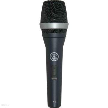 Mikrofon dynamiczny AKG D5-S