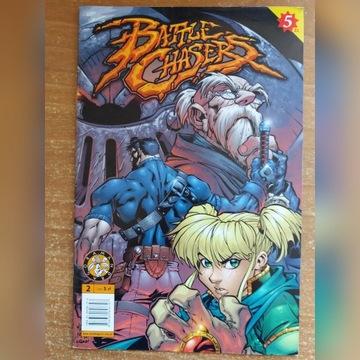 Battle Chasers #2 (Mandragora 179)
