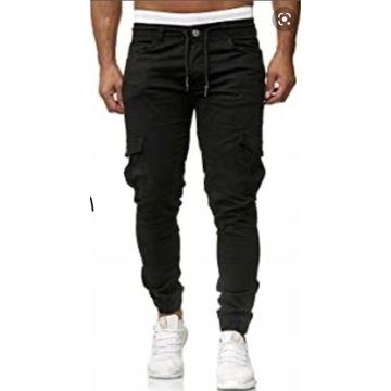 Spodnie yidarton spodnie męskie. Rozmiar L
